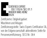 Logo-Certified Expert